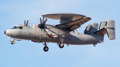2 - Grumman E-2C Hawkeye - France - Navy