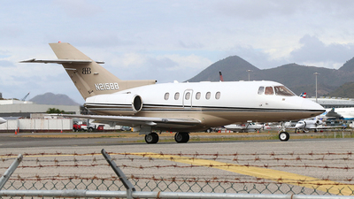 N215BB - Raytheon Hawker 800XP - Private
