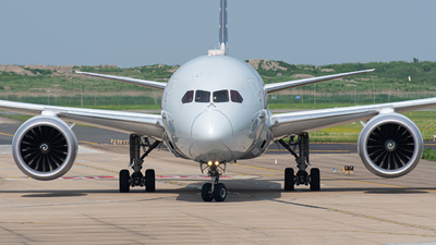 N825AA - Boeing 787-9 Dreamliner - American Airlines