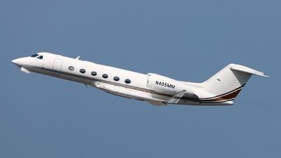 N405MM - Gulfstream G450 - Private