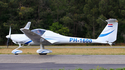 PH-1600 - Diamond Aircraft HK36 Super Dimona - Private