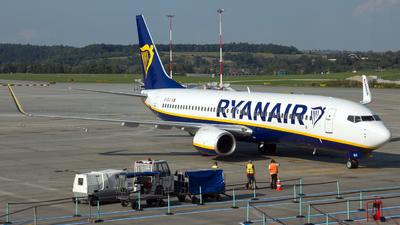 EI-DLO - Boeing 737-8AS - Ryanair