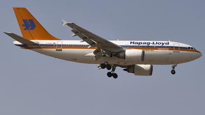 D-AHLZ - Airbus A310-204 - Hapag-Lloyd