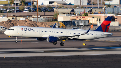N373DX - Airbus A321-211 - Delta Air Lines