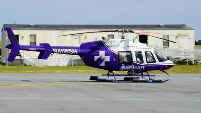 N408SH - Bell 407 - Air Methods