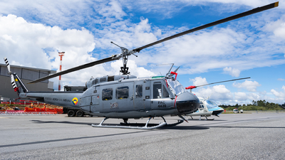 FAC4420 - Bell UH-1H Huey II - Colombia - Air Force