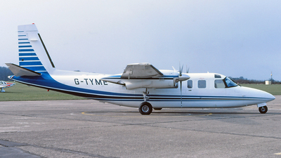 G-TYME - Rockwell 690B Turbo Commander - Private