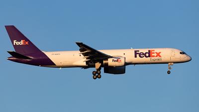A picture of N910FD - Boeing 757236(SF) - FedEx - © Markus Altmann
