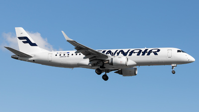 A picture of OHLKI - Embraer E190LR - Finnair - © kevin.hackert