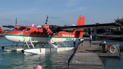 8Q-MAW - De Havilland Canada DHC-6-300 Twin Otter - Maldivian Air Taxi
