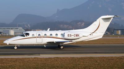 ES-CMK - Hawker Beechcraft 400A - Private