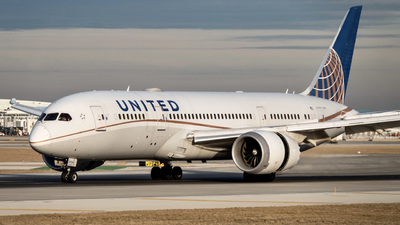 A picture of N20904 - Boeing 7878 Dreamliner - United Airlines - © ohare_planespotter