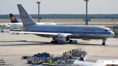 N648US - Boeing 767-201(ER) - USAir