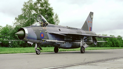 XS901 - English Electric Lightning F.6 - United Kingdom - Royal Air Force (RAF)