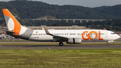 A picture of PRGGH - Boeing 7378EH - GOL Linhas Aereas - © Felipe Oliveira - oliver_spotting