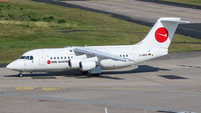 D-AWUE - British Aerospace BAe 146-200 - WDL Aviation