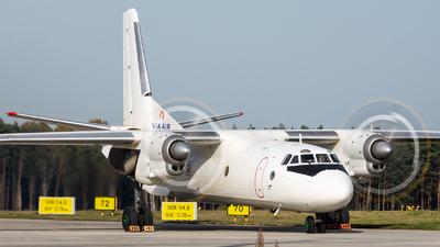 TL-VIA - Antonov An-26B - Via Air