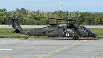 08-20165 - Sikorsky HH-60M Blackhawk - United States - US Army