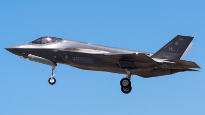 15-5162 - Lockheed Martin F-35A Lightning II - United States - US Air Force (USAF)