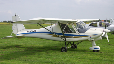 D-MAZL - Ikarus C-42B Cyclone - Private
