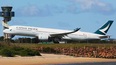 A picture of BLRB - Airbus A350941 - Cathay Pacific - © Mark H