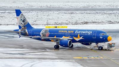 A picture of DABDQ - Airbus A320214 - Eurowings - © Sebastian Thiel