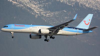 G-OOBN - Boeing 757-2G5 - Thomson Airways