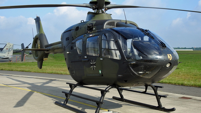 82-64 - Eurocopter EC 135T1 - Germany - Army