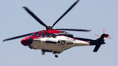 VT-GVH - Agusta-Westland AW-139 - Global Vectra Helicorp