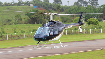 PT-YCY - Bell 206B JetRanger III - Private