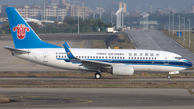 B-5069 - Boeing 737-71B - China Southern Airlines