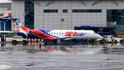 VT-GSE - Embraer ERJ-145LR - Star Air India