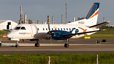 A picture of VHZLC - Saab 340B - Regional Express - © Brandon Giacomin