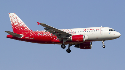 A picture of VQBOX - Airbus A319111 - Rossiya - © Bora Polater