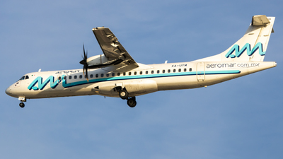XA-UYM - ATR 72-212A(600) - Aeromar