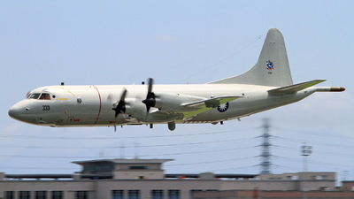 3301 - Lockheed P-3C Orion - Taiwan - Air Force