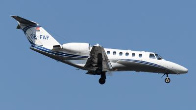 A picture of OEFAF - Cessna 525A CitationJet CJ2 - Smartline - © Stefan Kuhn