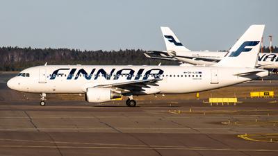 OH-LXI - Airbus A320-214 - Finnair