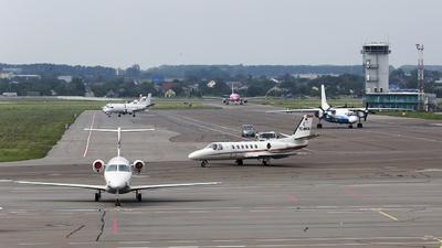 UKKK - Airport - Ramp