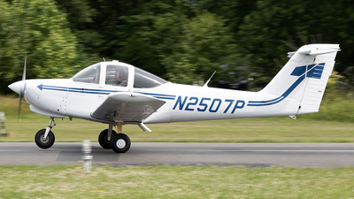 N2507P - Piper PA-38-112 Tomahawk - Private