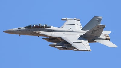 168774 - Boeing EA-18G Growler  - United States - US Navy (USN)
