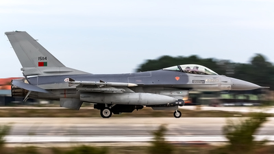 15114 - General Dynamics F-16AM Fighting Falcon - Portugal - Air Force