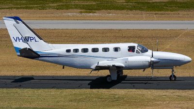VH-VPL - Cessna 441 Conquest II - Paul Lyons Aviation