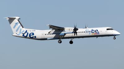 G-JECR - Bombardier Dash 8-Q402 - Flybe