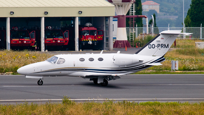 OO-PRM - Cessna 510 Citation Mustang - Air Service Liège (ASL)