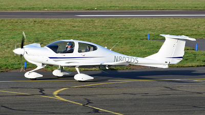 N807DS - Diamond DA-40 Diamond Star XLS - Private
