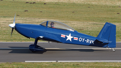 OY-RVK - Vans RV-8 - Private