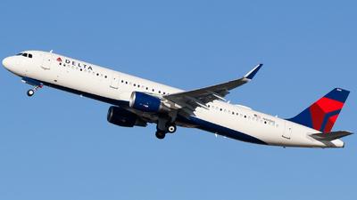 N101DQ - Airbus A321-211 - Delta Air Lines