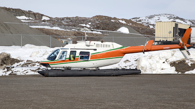 C-GIZY - Bell 206L LongRanger - Universal Helicopters Newfoundland