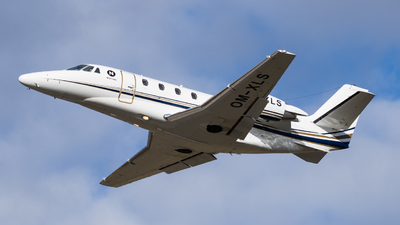 OM-XLS - Cessna 560XL Citation XLS Plus - Elite Jets